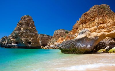 The Algarve Beaches, A Holiday Paradise
